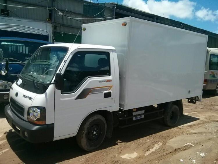 Thông số kỹ thuật xe tải Kia 1.9 tấn K190 tại Hải Phòng