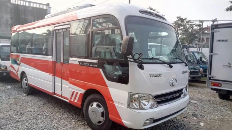 Thông số Xe khách Hyundai 29 chỗ HB73s tại Hải Phòng