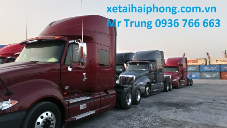 ĐẦU KÉO INTERNATIONAL ĐỜI 2014 MODEL 2015